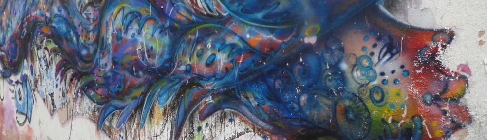Street Art in den Straßen des Viertels Pelourinho. © Miriam Eckert