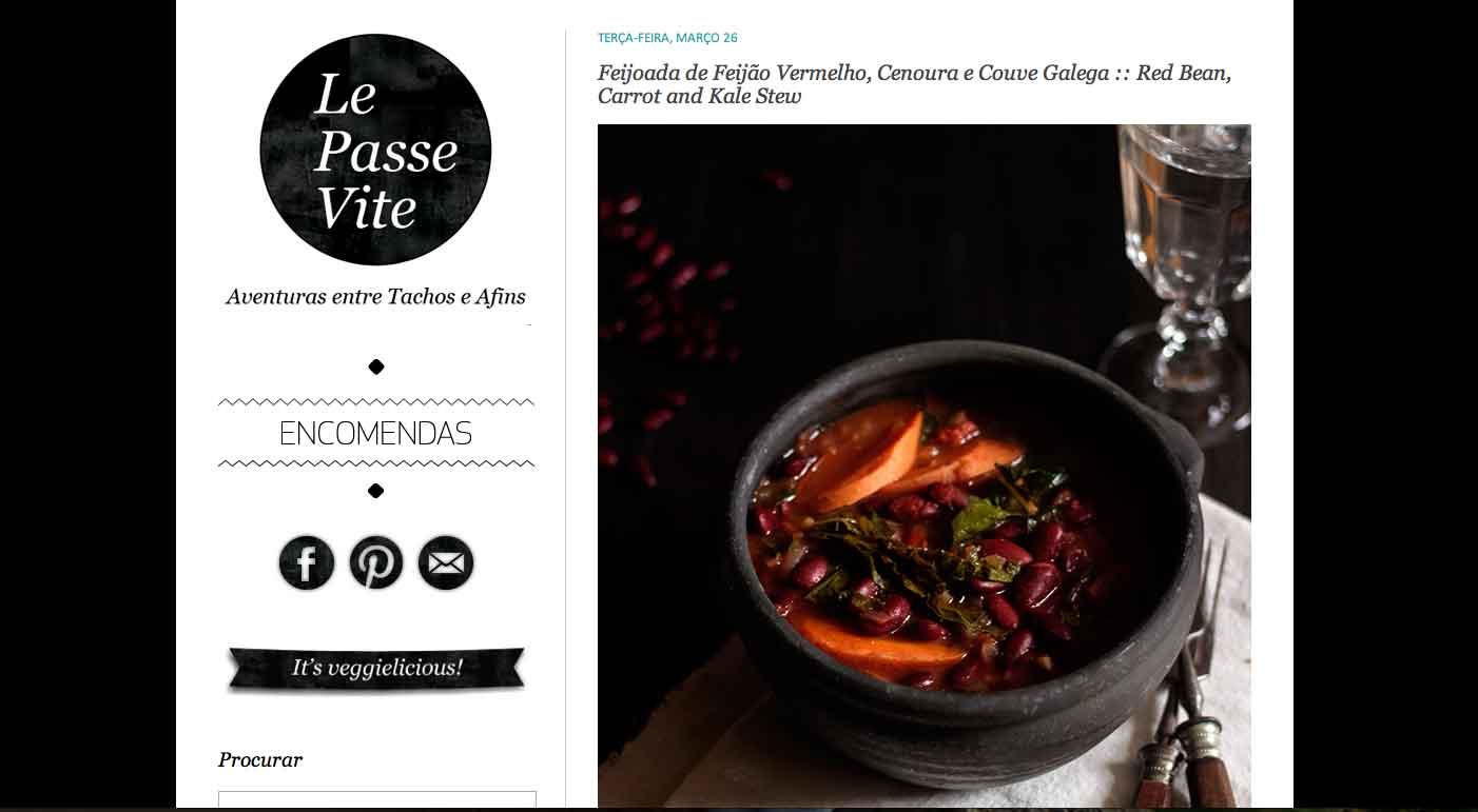 """Der Blog von Joana Alves: """"Le Passe Vite"""" ©lepassevite"""