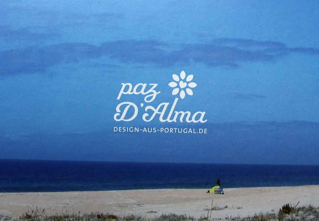 Paz D'Alma bietet Design und leckere Spezialitäten aus Portugal in Berlin an. @Paz D'Alma, Eckert