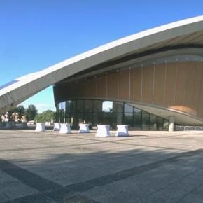 Haus der Kulturen der Welt in Berlin. Hier findet die Copa da Cultura 2.0 während der Fußball-Weltmeisterschaft in Brasilien statt. ©HKW