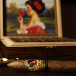 Zigarren aus Brasilien gibt es in Berlin im Laden von StarkeZigarren in der Pariser Straße. © StarkeZigarren