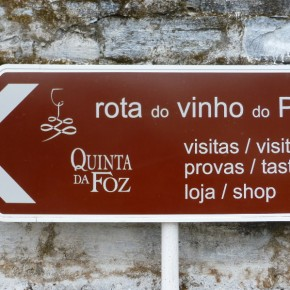 Portwein-rota do vinho do porto portugal