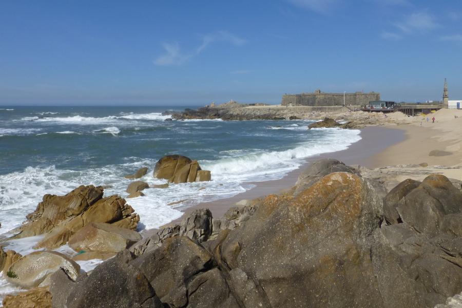 Strand-Portugal-Vila-do-Conde