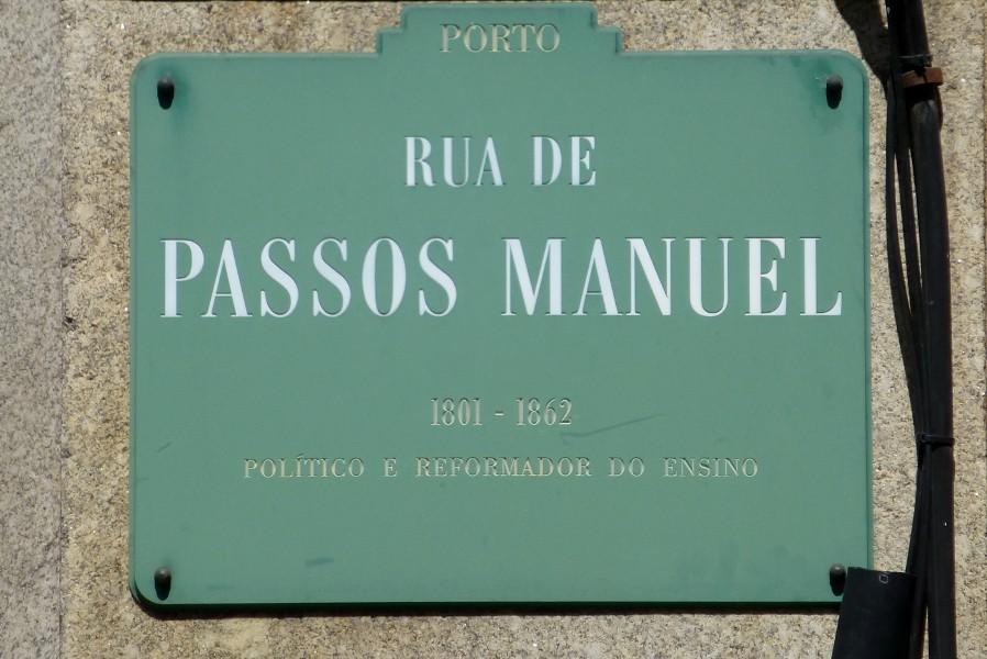 rua de passos manuel-porto