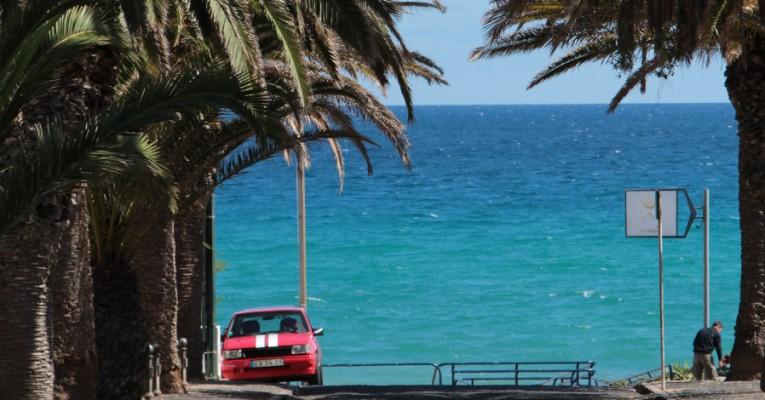 Porto Santo Strand