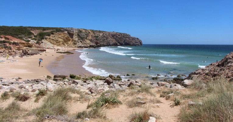 Strände der Algarve