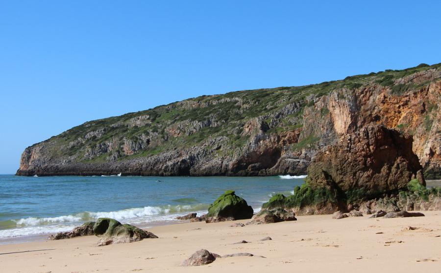 Strände Algarve Furnas