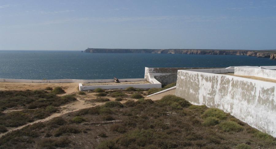 Strände der Algarve Sagres