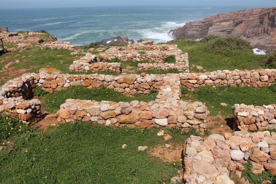 Strand Amado Fort, Ruinen, Wanderweg