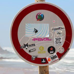 Strand Amado bei Carrapateira, Portugal, Algarve