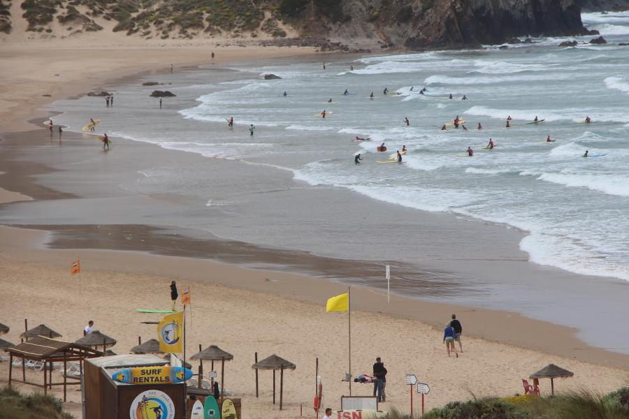 Strand Amado Surfen
